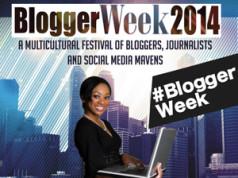 Blogger Week 2014
